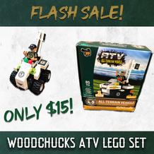 Woodchucks ATV Bulding Set